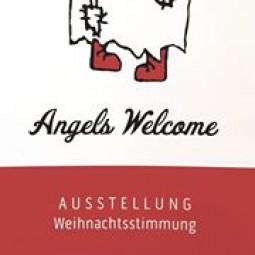 angels welcome - Ausstellung Weihnachtsstimmung